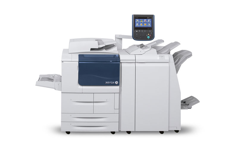 Xerox D95A – D110 – D125 Copier – Printer and D110 – D125 Printer