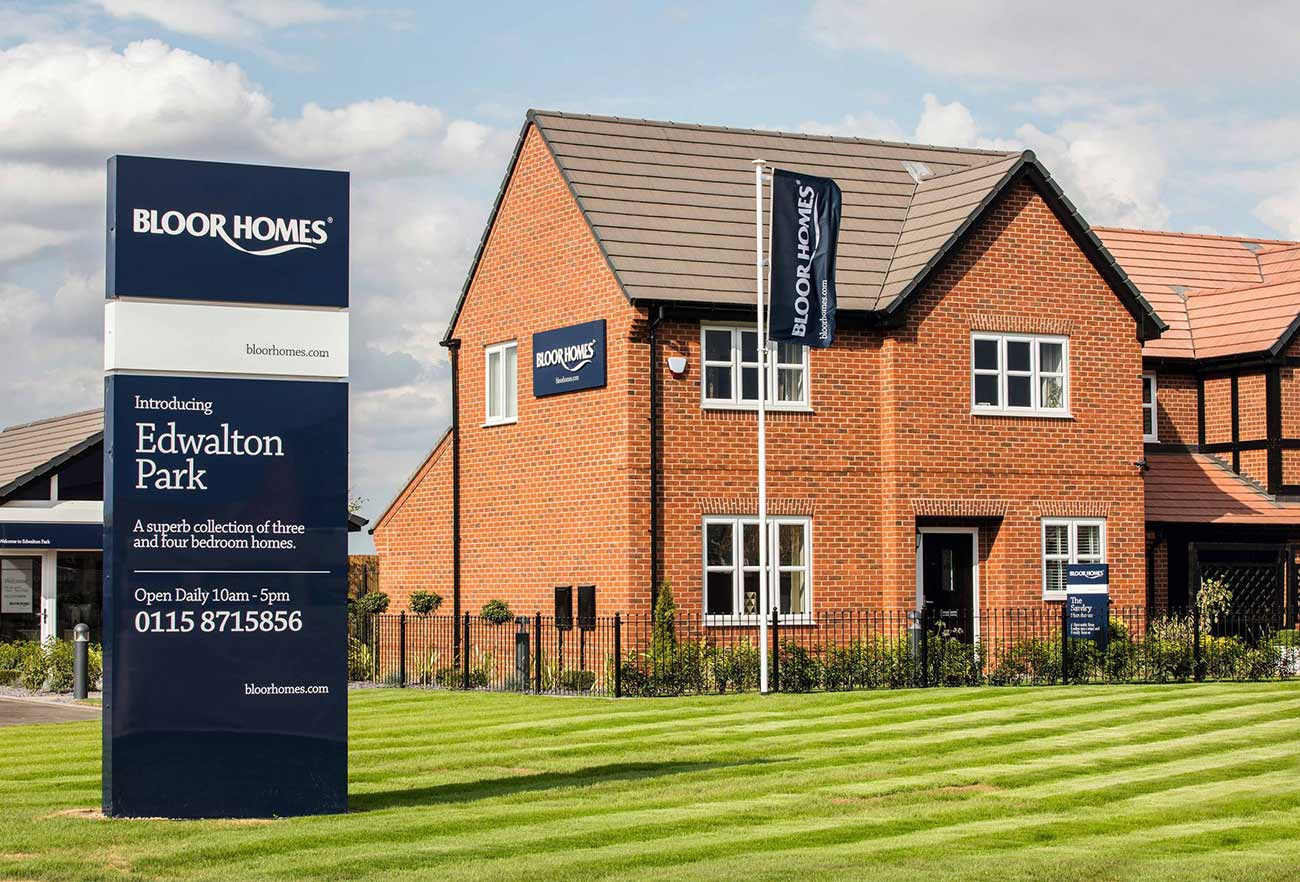 Bloor Homes benefit from managed print services