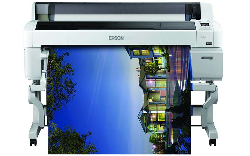 Digital Office Epson sc-t 7200