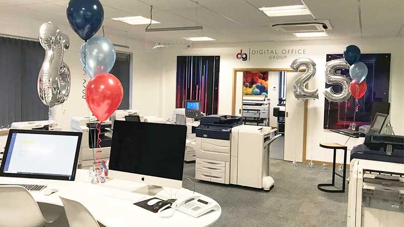 Digital Office Group Showroom