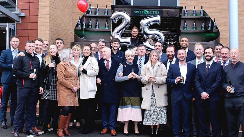 Digital Office Group Team Photo