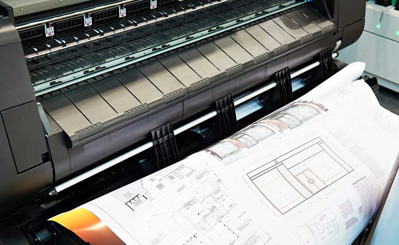 Wide Format Printers & Scanners