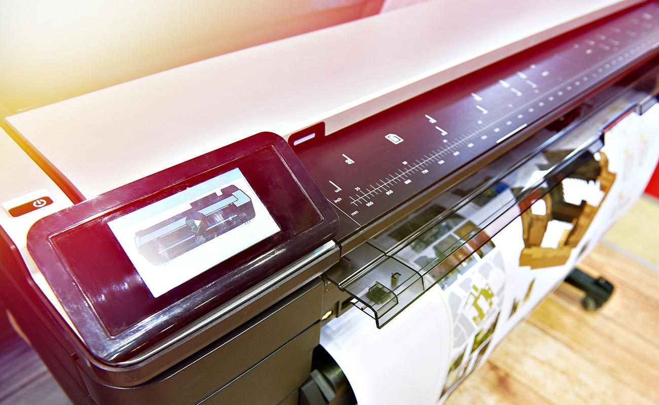Papercut print management for wide format printers