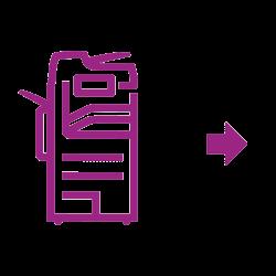Altalink purple icon