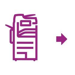 Altalink icon purple