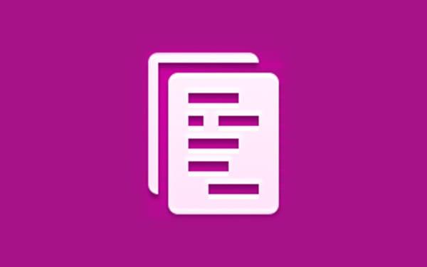 Auto-redaction app icon