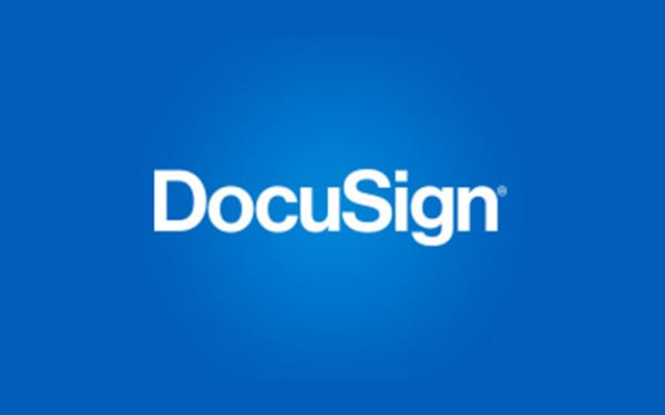 Docusign label