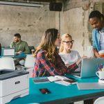 Xerox® B310 Multifunction Printer people office