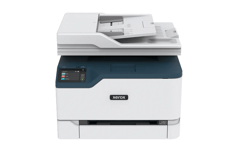 Xerox® C235 Multifunction Printer front view