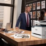 Xerox® C235 Multifunction Printer office people