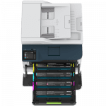 Xerox® C235 Multifunction Printer top view